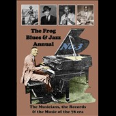 Various Artists: The  Frog Blues and Jazz Annual, No. 3