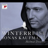 Schubert: Winterreise, song cycle / Jonas Kaufmann, tenor; Helmut Deutsch, piano
