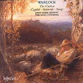 Warlock: The Curlew, Capriol, Serenade, etc / Nash Ensemble
