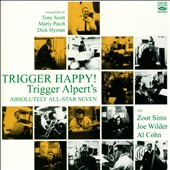 Trigger Alpert's Absolutely All-Star Seven/Trigger Alpert: Trigger Happy!