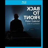 Peter Gabriel: Back to Front: Live in London