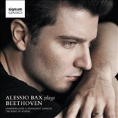 Alessio Bax plays Beethoven - 'Hammerklavier' & 'Moonlight' Sonatas; The Ruins of Athens / Alessio Bax, piano