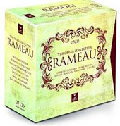 Rameau: The Opera Collection - 13 operas originally released by Erato between 1974-2002 sung by Frederica von Stade, Lorraine Hunt, Mark Padmore et al. [27 CDs]