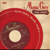 Various Artists: Music City Vocal Groups: Rock 'N' Roll It, Mambo, Stroll It
