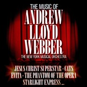 The New York Musical Orchestra: The Music of Andrew Lloyd Webber