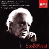 Shostakovich, Respighi, etc / Stokowski, Symphony of the Air