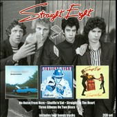 Straight Eight: No Noise from Here/Shuffle 'n' Cut/Straight to Heart
