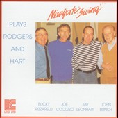 Bucky Pizzarelli/John Bunch/New York Swing: Plays Rodgers and Hart