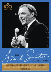 Frank Sinatra: A  Man and His Music + Ella + Jobim + Francis Albert Sinatra Does His Thing *