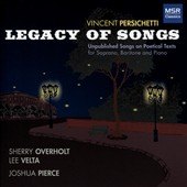 Vincent Persichetti (1915-1987): Orchestral Songs;