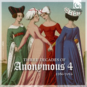 Three Decades of Anonymous 4
