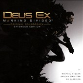 Deus Ex: Mankind Divided [Original Game Soundtrack]