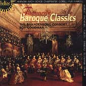 Favourite Baroque Classics / Goodman, Brandenburg Consort