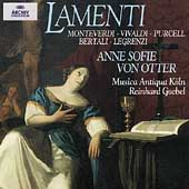 Lamenti - Monteverdi, Vivaldi, et al / Von Otter, et al