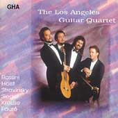 Guitar Arrangements / Los Angeles Guitar Quartet