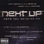 Various Artists: Next Up: Rap's New Generation [PA]