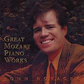 Great Mozart Piano Works / John Novacek