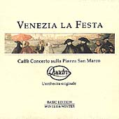 Venezia La Festa - Caffè Concerto sulla Piazza San Marco