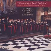 Music of St Paul's Cathedral / John Scott