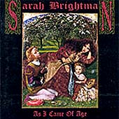 Sarah Brightman: As I Came of Age