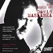 The Music of David Maslanka / Jordheim, Dahl, Richeson