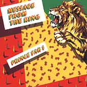 Prince Far I & The Arabs/Prince Far I: Message from the King
