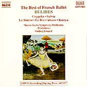 The Best of French Ballet - Delibes / Lenárd, Slovak RSO