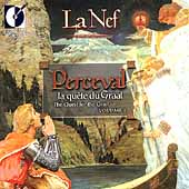 Perceval - The Quest for the Grail Vol 2 / Taylor, La Nef