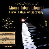 Miami International Piano Festival - Masters of the Keyboard