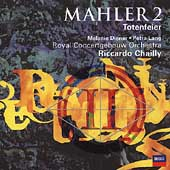 Mahler: Symphony no 2, etc / Chailly, Concertgebouw, et al