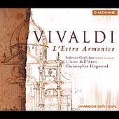 Vivaldi: L'Estro Armonico / Hogwood, Guglielmo, et al