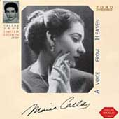 A Voice from Heaven / Maria Callas