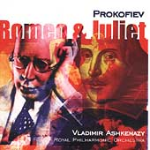 Prokofiev: Romeo and Juliet / Ashkenazy, Royal PO