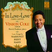 In Love with Love / Vinson Cole