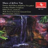 Music of Jeffrey Van / Abud-Dixon, Van, et al