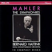 Mahler: The Symphonies / Haitink, Concertgebouw Orchestra