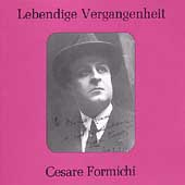 Lebendige Vergangenheit - Cesare Formichi