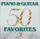 50 Piano & Guitar Favorites