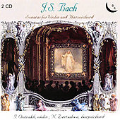 JS Bach. 6 Sonatas for violin and harpsichord BWV 1014-1019