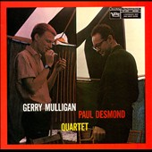 Gerry Mulligan/Paul Desmond: Gerry Mulligan & Paul Desmond Quartet