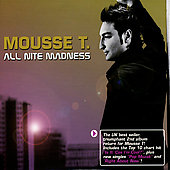 Hugh Cornwell/Mousse T: All Nite Madness [16 Track]