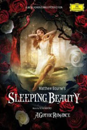 Matthew Bourne / Sleeping Beauty - A Gothic Romance (Music By Tchaikovsky) / [Blu-ray]