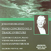 Desert Island Collection - Brahms / Curzon, Knappertsbusch