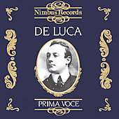 Prima Voce - Giuseppe Di Luca