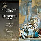 Auber: Domino noir / Gressier, Micheau, Peyron, Berthon