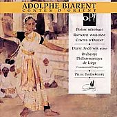 Biarent: Symphonic Works Vol 2 /Andersen, Bartholom&#233;e, et al