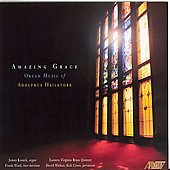 Amazing Grace - Organ Music of Adolphus Hailstork
