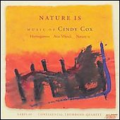 Cindy Cox: Nature Is, etc / Cindy Cox, Mary Chun, et al