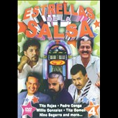 Various Artists: Estrellas de la Salsa