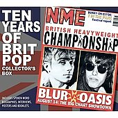 Blur/Oasis: 10 Years of Britpop: Collectors Box Unauthorized